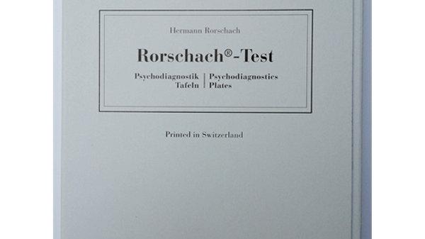 Rorschach - Pranchas