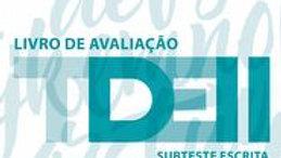 TDE II - Livro de Avaliação Subteste Escrita 1º ao 4º ano TDE II - Livro de Aval
