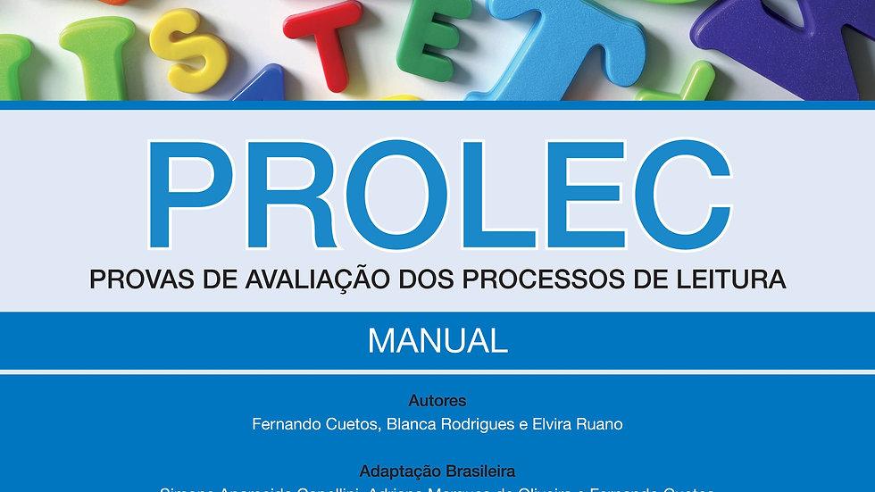 PROLEC 3º ED - Prova de avaliação dos processos de leitura - Caderno de prova