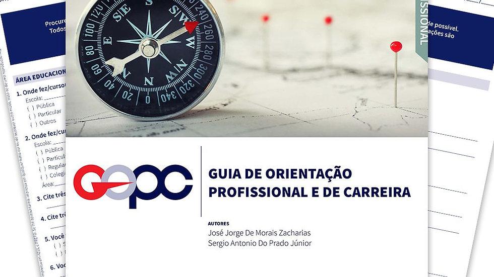 GOPC - Guia de Orientação Profissional e de Carreira