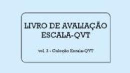 Escala-QVT - Livro de Avaliação