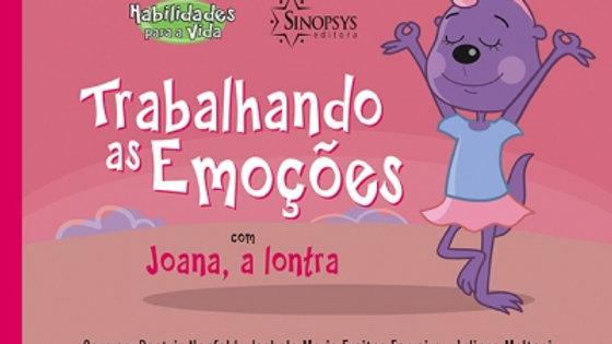 Trabalhando as emoções com Joana, a Lontra
