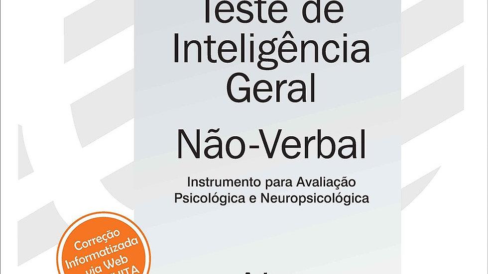 TIG-NV - Teste de inteligência geral não-verbal - Kit