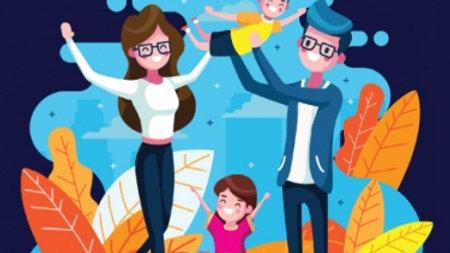 Baralho de treinamento de pais: Aprendendo a resolver dificuldades com as crianç