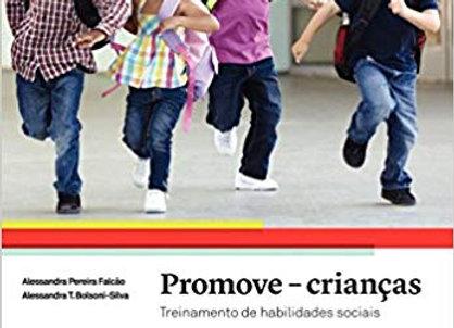 Promove-Crianças - Treinamento de Habilidades Sociais