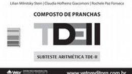TDE II - Composto de Prancha Aritmetica
