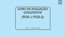 Teste de Cancelamento dos Sinos - Livro de Avaliação qualitativa (TCS-1/ TCS-2)