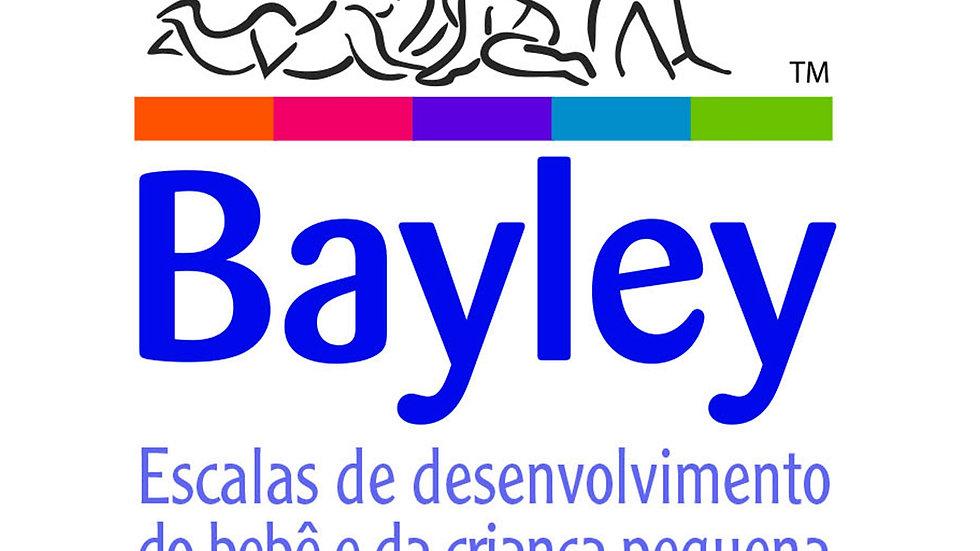 Bayley III - Escalas de desenvolvimento do bebê e da criança pequena - KIT