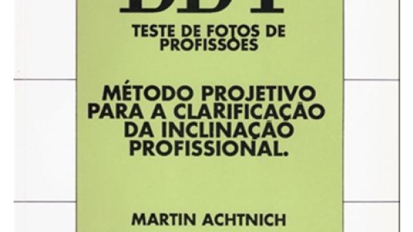 BBT-BR - 10 protocolos de aplicação - Teste de Fotos e Profissões