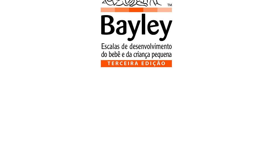 Bayley III - Formulário de registro da escala cognitiva