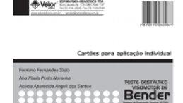Bender Ficha de Papel para Aplicação - B-SPG