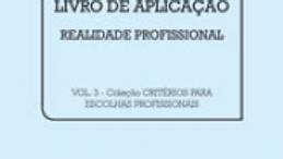 Livro de Aplicação Realidade Profissional - Critérios para Escolhas Profissionai