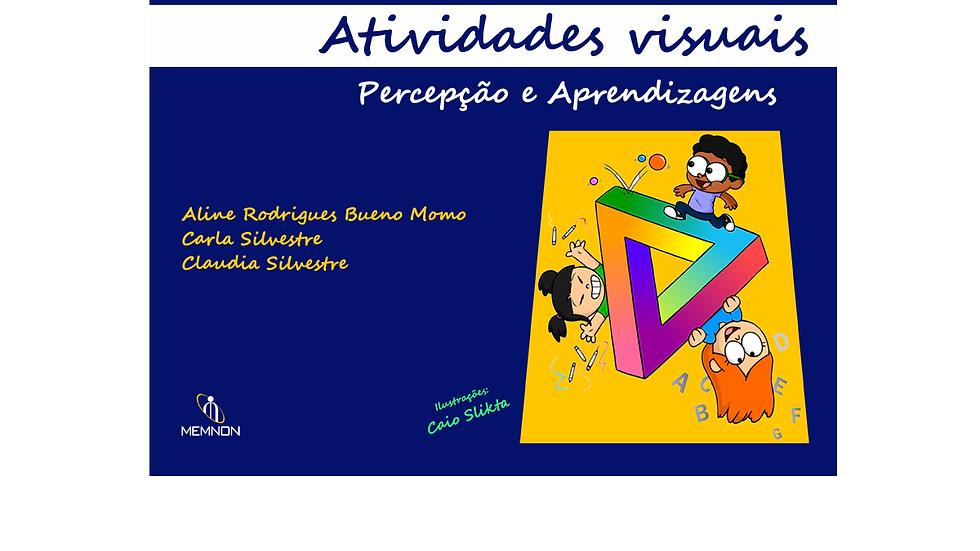 Atividades visuais: percepção e aprendizagens (Pranchas)