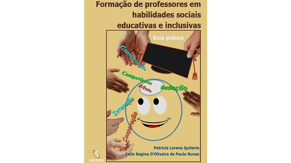 Formação de professores em habilidades sociais educativas e inclusivas