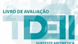 TDE II - Livro de Avaliação Subteste Aritmetica 6º ao 9º ano