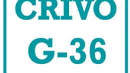 G-36 Crivo de Correção