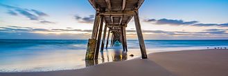 Port Noarlunga Jetty SALA 2020 Adelaide Historic South Australia Seascape Fineart photography creativelightartist Mark Gary Weston