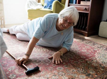 認識老人跌倒後遺症與嚴重性