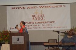 Rev. Dr. Rosalynn Brookins