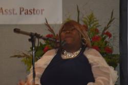 Rev. June Macon