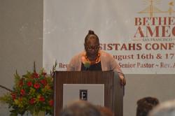 Rev. Loretta Y. Dickerson-Smith