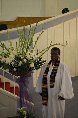 Rev. Shirley Rance