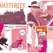 L'AMANTE DI LADY CHATTERLEY-D.H.LAWRENCE