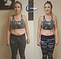 Lucy Ainsworth 6 week Front comparison.j