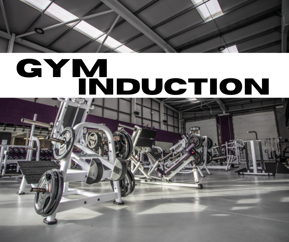 Gym Induction