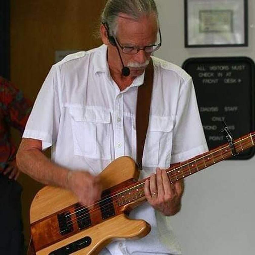 Live Guitar Music at the Vineyard - Warren Young