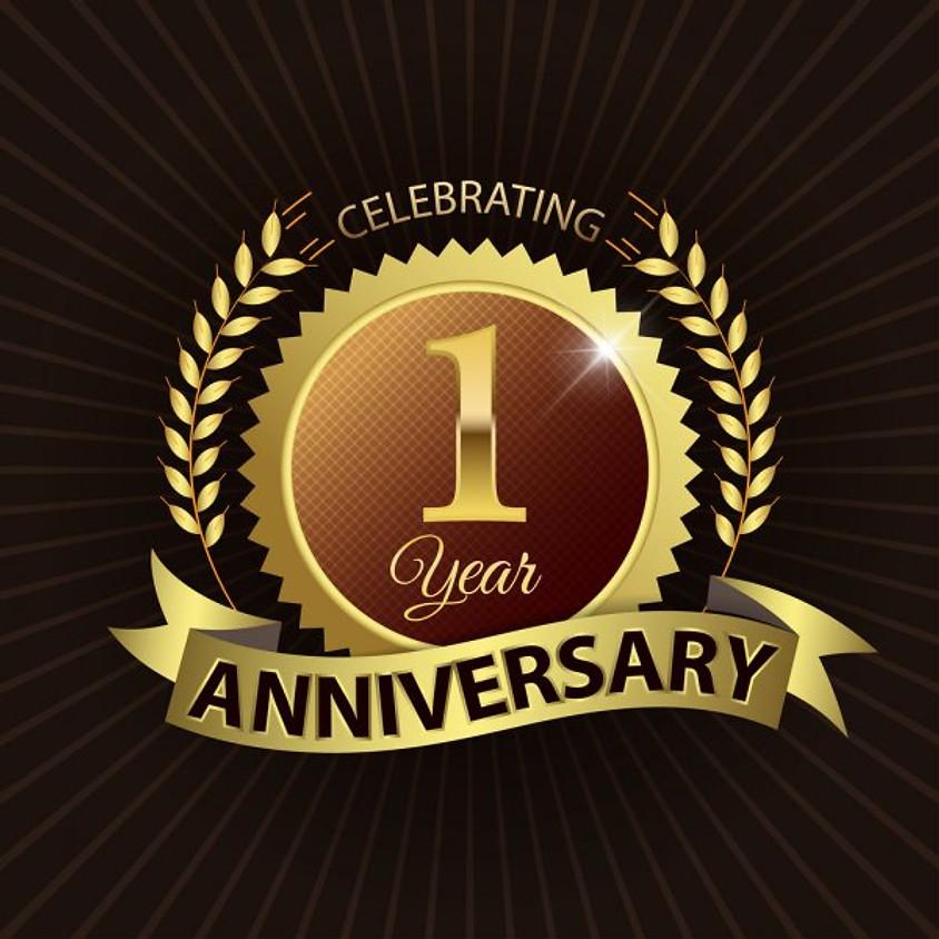 Waggin' Vineyard One Year Anniversary