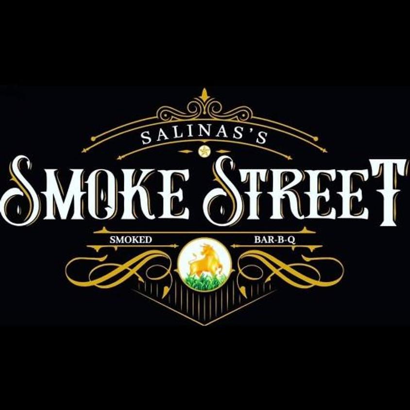 Food and Wine Event - Salinas's Smoke St