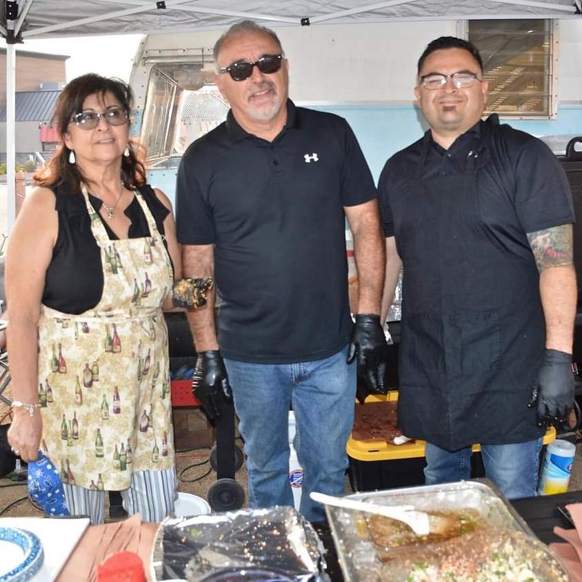 Food and Wine Event - Salinas' Smoke St