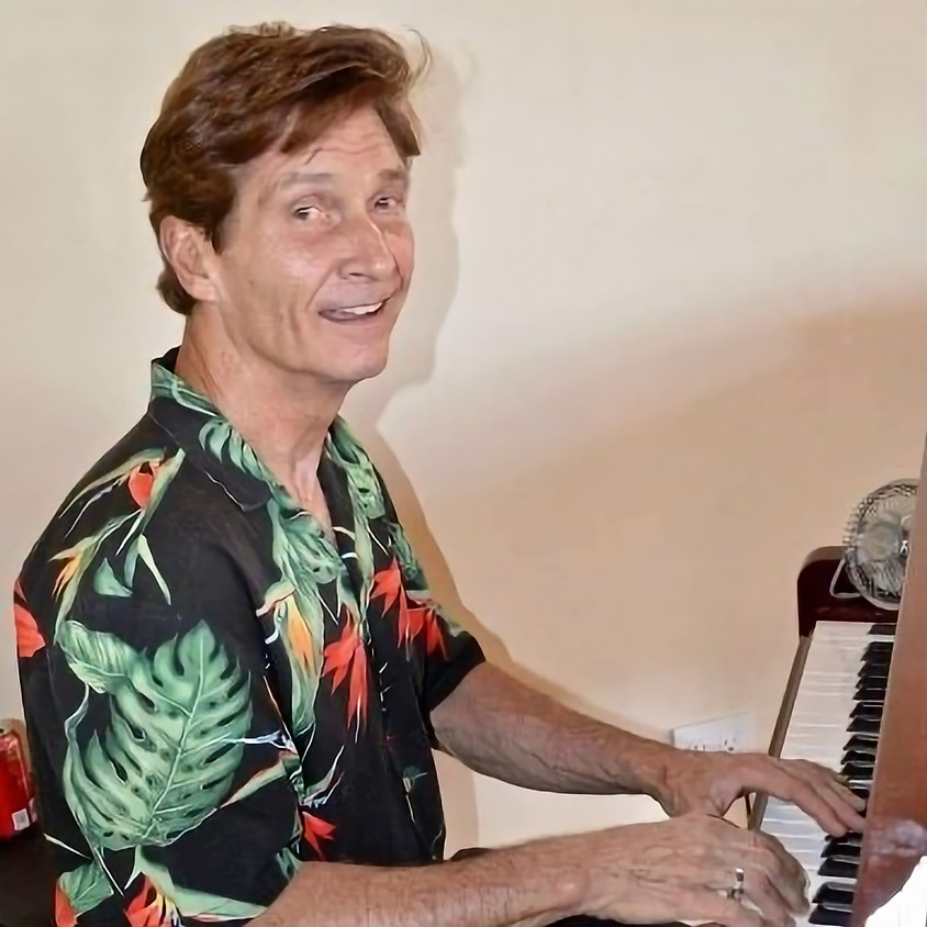Live Piano Music at the Vineyard - Mike Davis