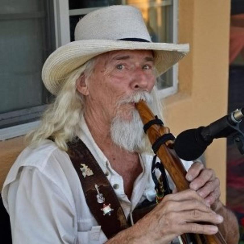 Live Guitar, Ukulele and Native Flute Music at the Vineyard - Daniel DuPont