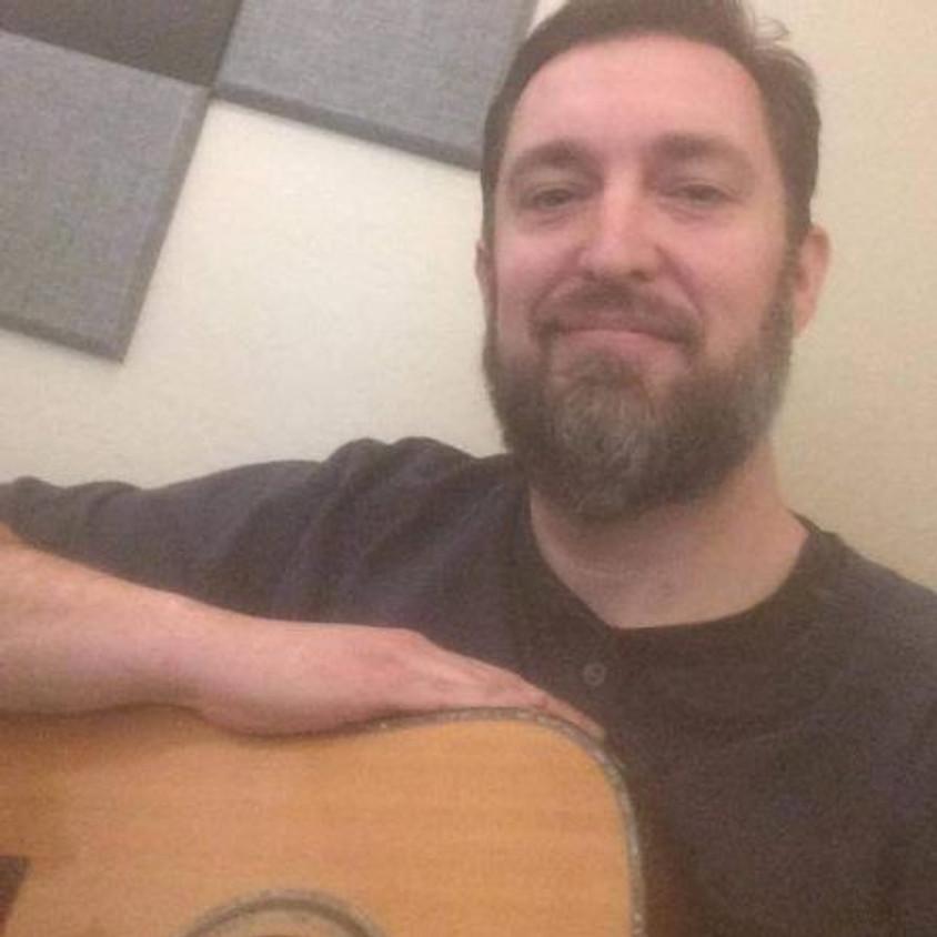 Live Guitar Music at the Vineyard - Tom Sanders