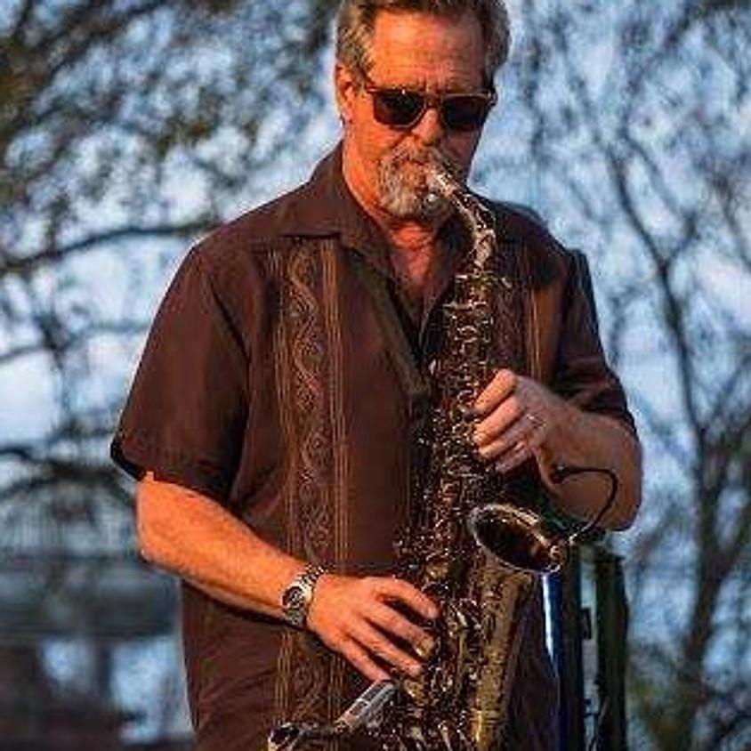 Live Saxophone Music at the Vineyard - Steve Hollinger