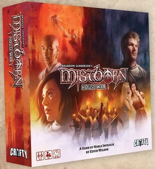 Defending the Final Empire - A review of Mistborn House War.
