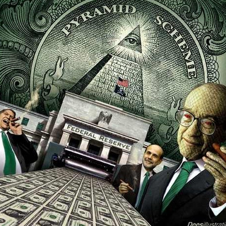 Ep.4 The Federal Reserve: Lies, Thievery, and Deceit