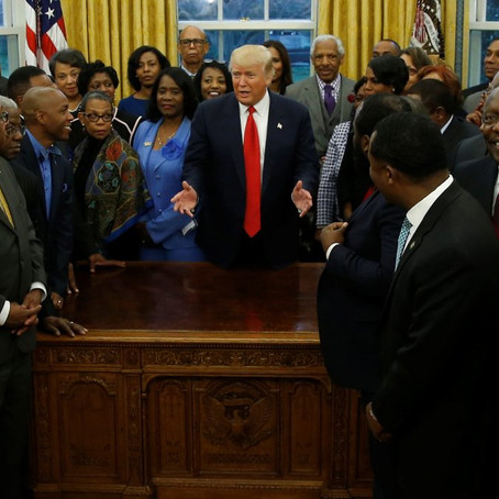 Ep.20 What Exactly Has Trump Done For the Black Community?