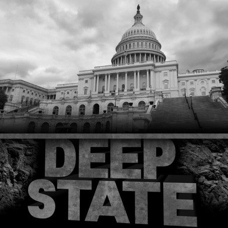 Ep.22 What Is The Deep State?