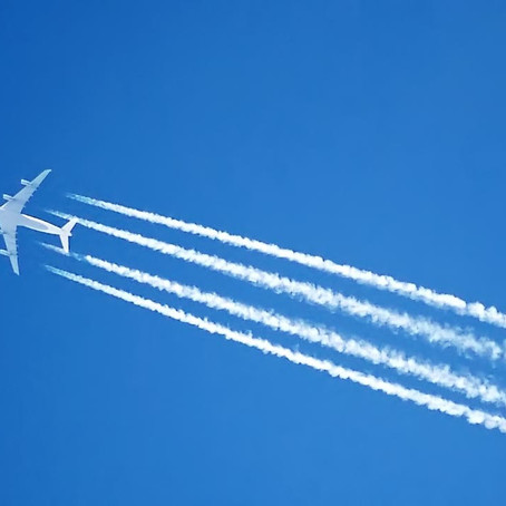 Ep. 18 What Are They Spraying in the Skies: Chemtrails, Contrails or Something Else?