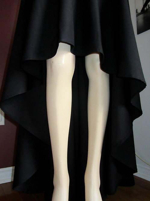 All Colours Available~Black,Pink,Red,Blue,Grey,Khaki,Green~High Low Skirts