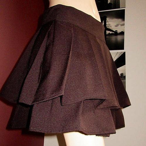 Vanellope von Schwätz ~Wreck It Ralph Skirt~Wrap around Style pleated Skirt~Plus