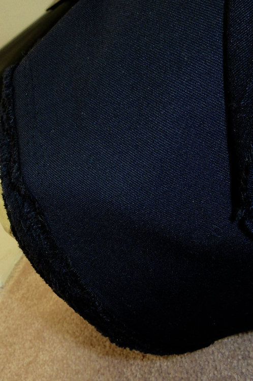 Dark Royal Blue Maxi Skirt Full Circle Skirt