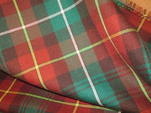 Prince Edward Island Tartan Plaid Fabric Poly Viscose Fabric Sewing