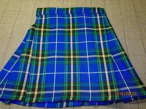 Nova Scotia Baby Boy Kilt~Blue Black Yellow Plaid Boys kilt Size~