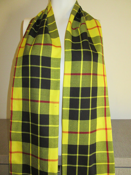 Mac of Lewis Tartan Plaid Scarf