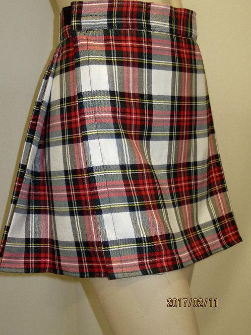 Dress Stewart Mini Kilt~Ladies Mini Dress Stewart Plaid Kilt