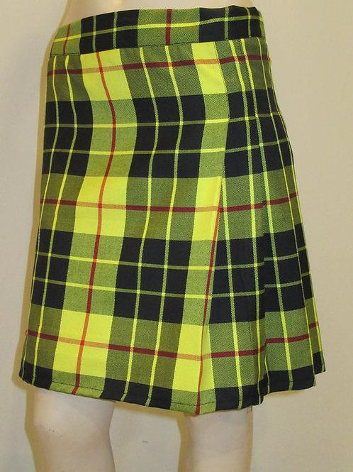 McLeod Of Lewis Tartan Plaid Kilt~Ladies MacLeod Plaid Kilt~Scottish Plaid Kilt